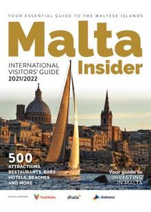 Malta Insider 2021/22