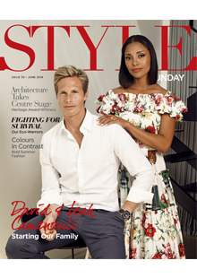 Style on Sunday Cover